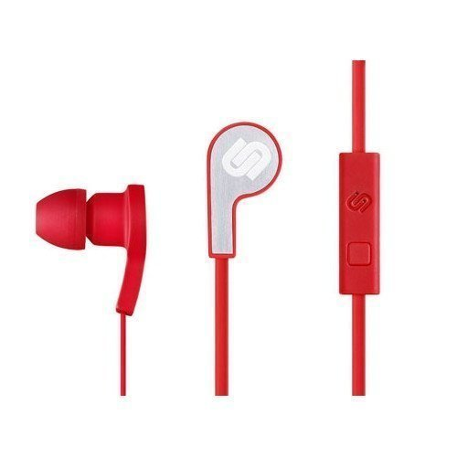 Urbanista Paris In-ear with Mic1 for iPhone Red Snapper Red
