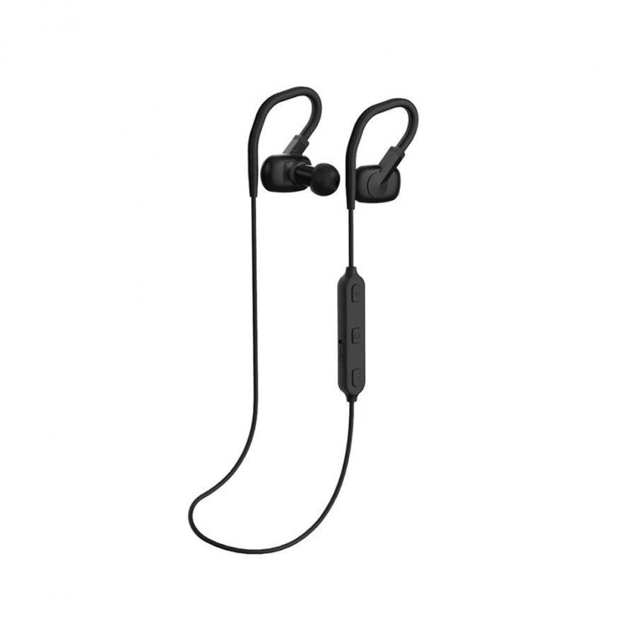 Uvoks W2 Ipx4 Bluetooth 4.1 Kuulokkeet Mikrofonilla Ja Säätimellä Musta