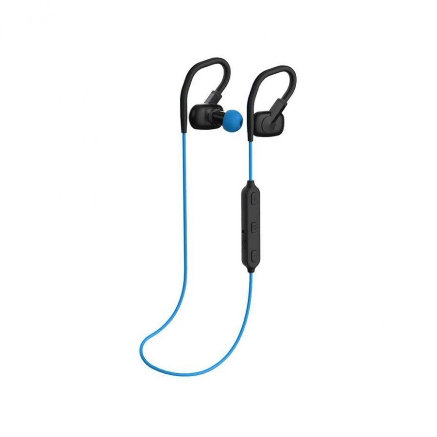 Uvoks W2 Ipx4 Bluetooth 4.1 Kuulokkeet Mikrofonilla Ja Säätimellä Sininen