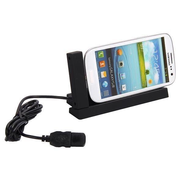 Vaaka Telakka Samsung Galaxy S3 Musta