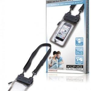Veden- ja pölynkestävä älypuhelimen suojus