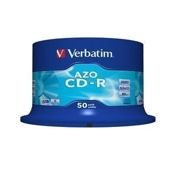 Verbatim AZO CD-R 52X 700MB