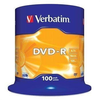 Verbatim DVD-R 16X 4.7GB