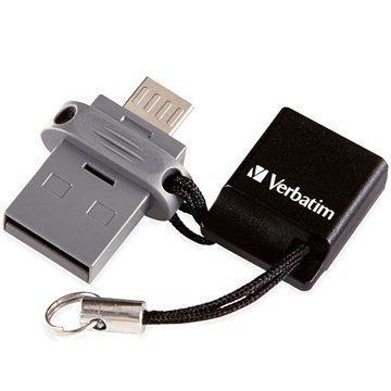 Verbatim Store 'n' Go Dual USB Stick 32GB