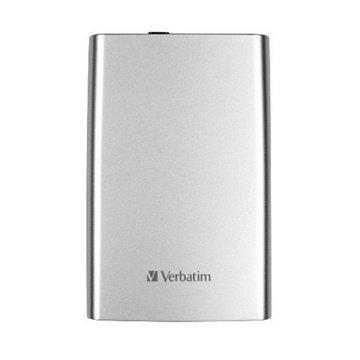 Verbatim Store 'n' Go USB 3.0 Ulkoinen Kovalevy Hopea 1 Tb