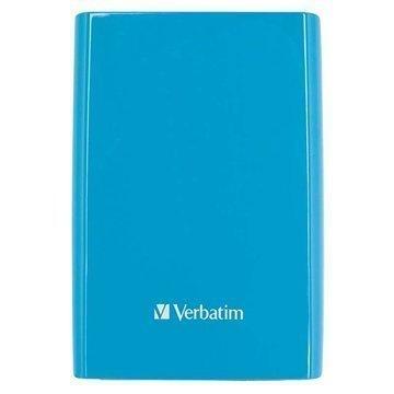Verbatim Store 'n' Go Ulkoinen Kiintolevy 1TB Sininen