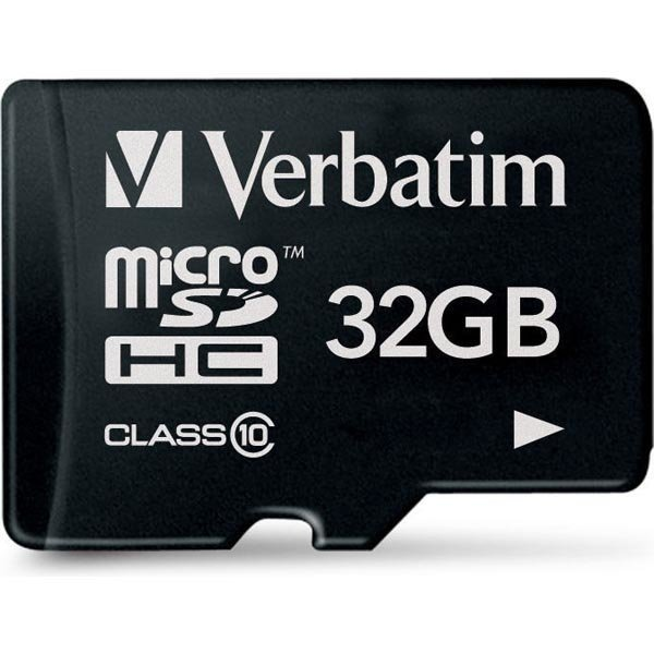 Verbatim muistikortti microSDHC 32Gb microSDHC Class 10