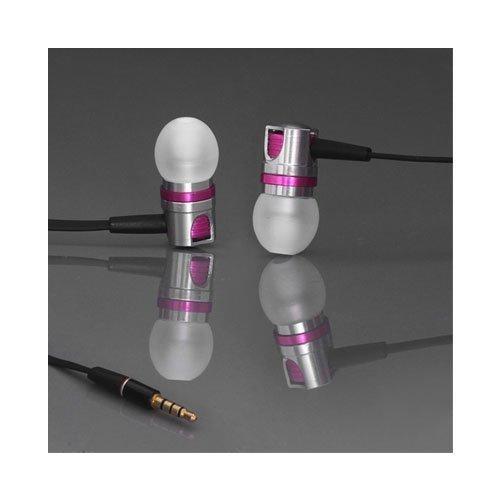 Wallytech Whf-109 Pinkki Nappikuulokkeet Mikrofonilla