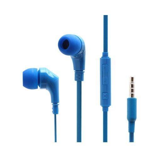 Wallytech Whf-119 Sininen Nappikuulokkeet Mikrofonilla
