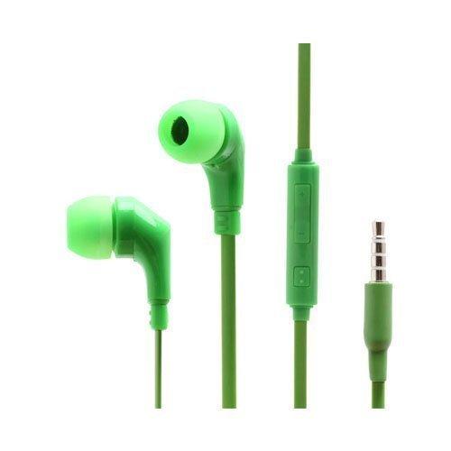 Wallytech Whf-119 Vihreä Nappikuulokkeet Mikrofonilla