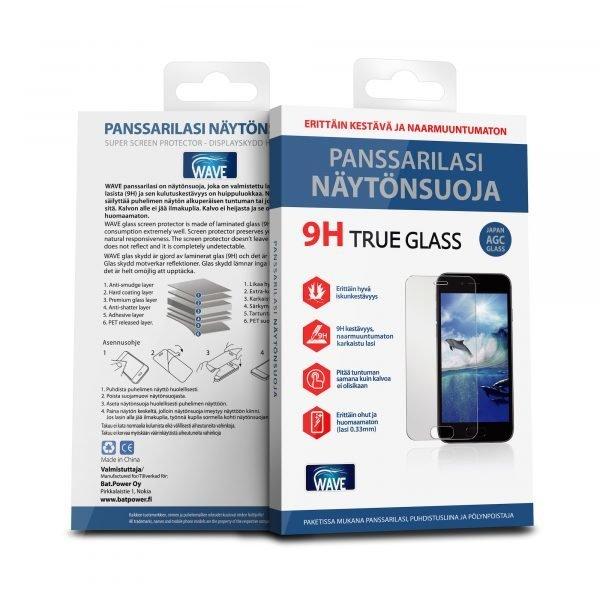 Wave Panssarilasi Apple Iphone X