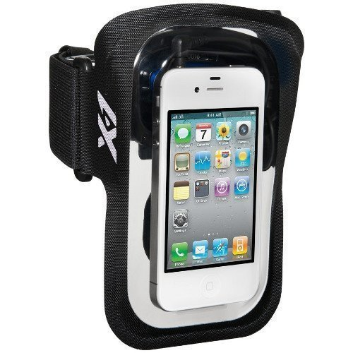 X-1 Audio Amphibx Fit Waterproof Case for iPhone & iPod Large