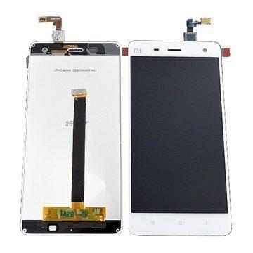 Xiaomi Mi 4 LCD Näyttö Valkoinen