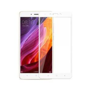 Xiaomi Mi A1 Panssarilasi 2.5d Full Cover Valkoinen