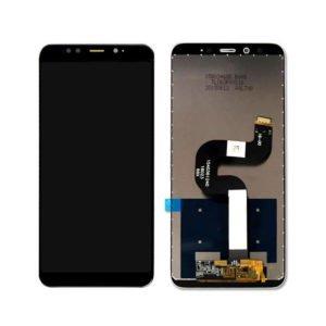 Xiaomi Mi A2 Näyttö Musta