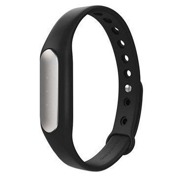 """Xiaomi Mi Band Bluetooth 4.0 Vedenkestävä Ã""""lyranneke Musta"""