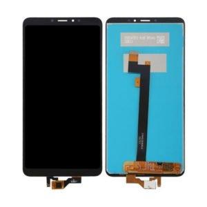 Xiaomi Mi Max 3 Näyttö Musta