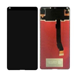 Xiaomi Mi Mix 2s Näyttö Musta