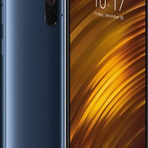 Xiaomi Pocophone F1 Dual Sim 64 Gt Steel Blue Puhelin