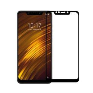 Xiaomi Pocophone F1 Panssarilasi 2.5d Full Cover