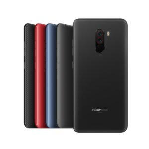 Xiaomi Pocophone F1 Takakansi Sininen