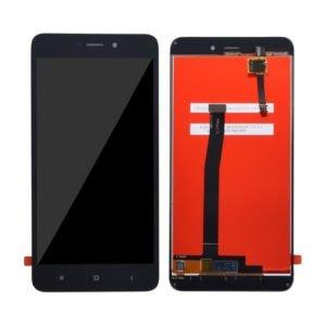 Xiaomi Redmi 4a Näyttö Musta