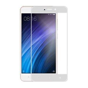 Xiaomi Redmi 4a Panssarilasi 2.5d Full Cover Valkoinen