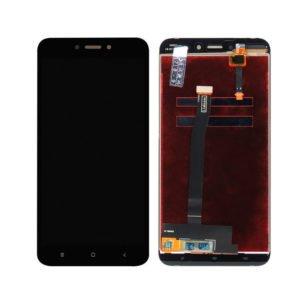 Xiaomi Redmi 4x Näyttö Musta