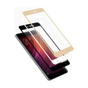 Xiaomi Redmi 4x Panssarilasi 2.5d Full Cover Musta