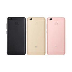 Xiaomi Redmi 4x Takakansi Musta