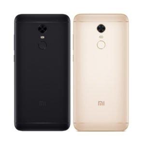Xiaomi Redmi 5 Plus Takakansi Musta
