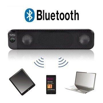 Xoro HXS 700 BT Bluetooth Kaiutin Musta