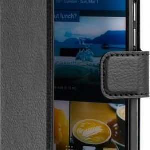 Xqisit Slim Wallet HTC One M9 Black