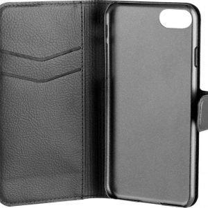 Xqisit Slim Wallet iPhone 7 Black