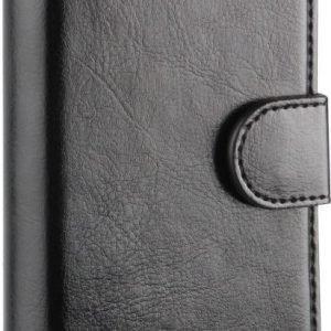 Xqisit WalletCase Eman Samsung Galaxy S5 Brown