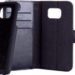 Xqisit WalletCase Eman Samsung Galaxy S6 Black