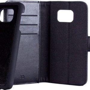 Xqisit WalletCase Eman Samsung Galaxy S6 Brown