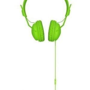 Xqisit XQ Beats On-Ear with mic Green