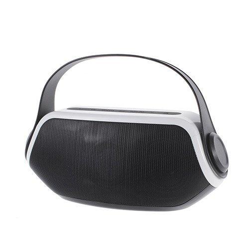 Ym-306 Vedenkestävä Bluetooth Kaiutin Mikrofonilla Musta
