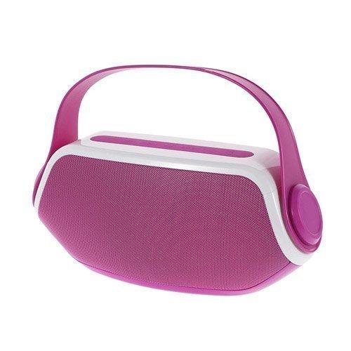 Ym-306 Vedenkestävä Bluetooth Kaiutin Mikrofonilla Violetti