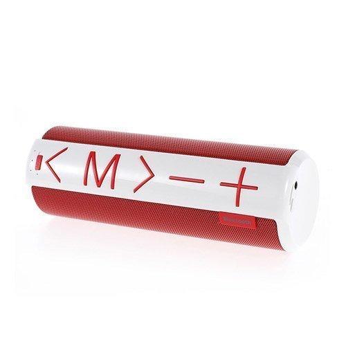 Ym-C06 Bluetooth Kaiutin Mikrofonilla Ja Aux-Sisääntulolla Punainen