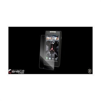 ZAGG InvisibleSHIELD näytönsuoja Motorola XT912 Droid RAZR -puhelimelle.