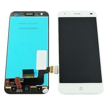 ZTE Blade S6 LCD Näyttö Valkoinen