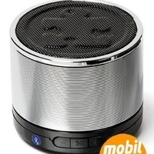 e-Storm LabyrinthX Bluetooth Speaker Silver