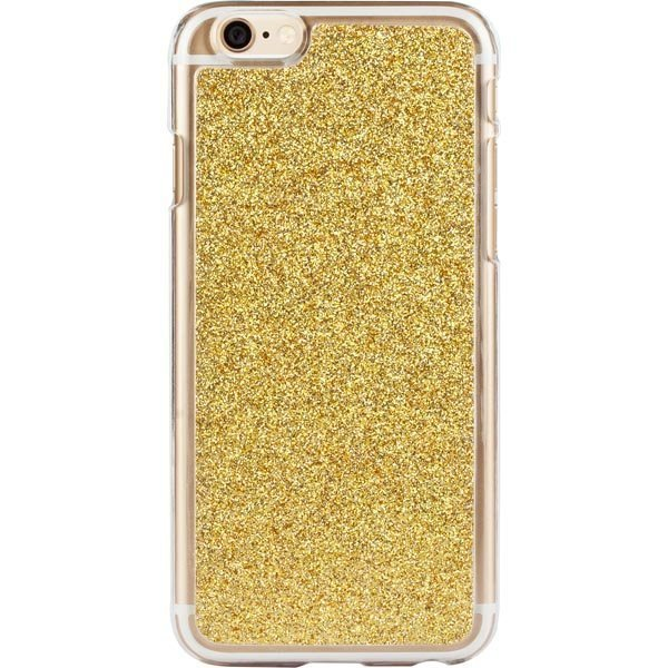 iDeal HardCover+ Champagne kimmeltävä iPhone 6 kovamuovikuori cha