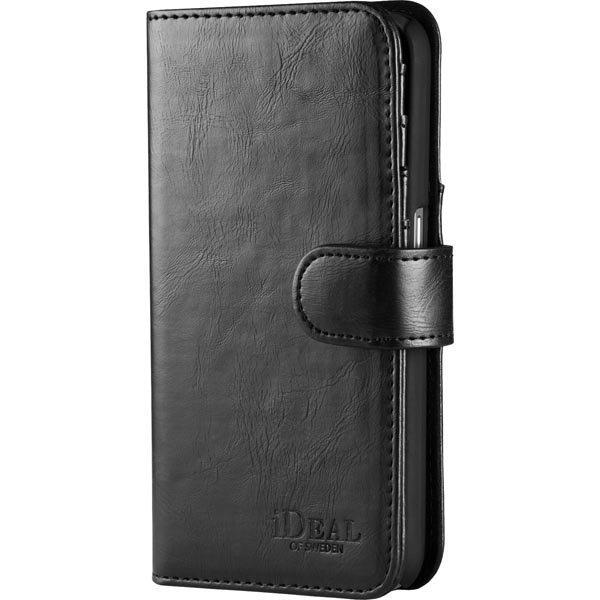 iDeal Premium PU Magnet Wallet+ Samsung Galaxy S6 musta