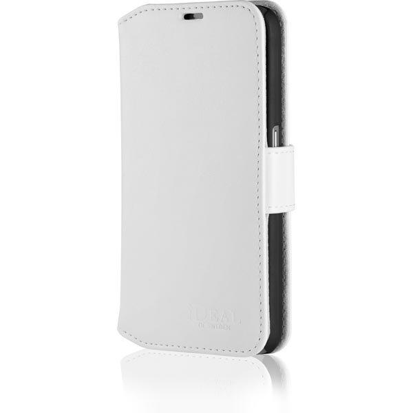 iDeal Premium PU Slim Magnet Wallet Samsung Galaxy S6 kotelo musta