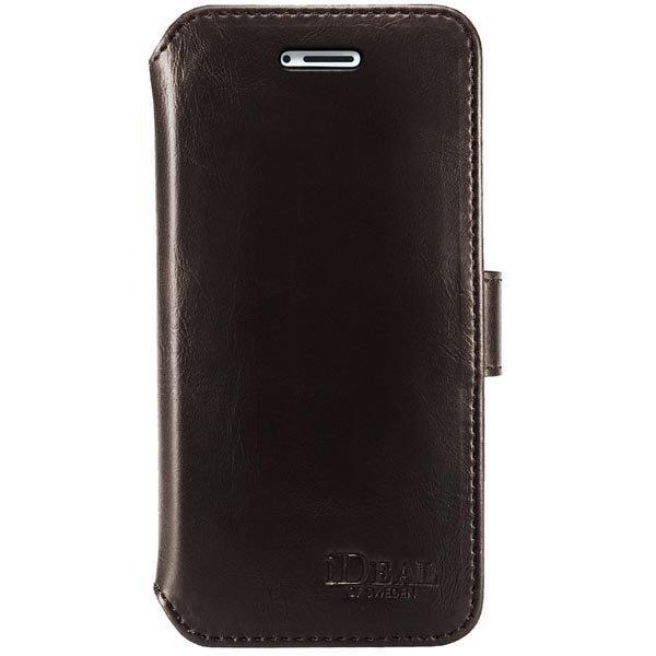 iDeal Slim Magnet Wallet iPhone 6 Musta