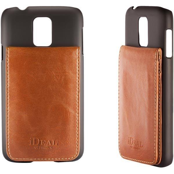 iDeal Smart Case muovikuori Samsung Galaxy S5 mu/rusk