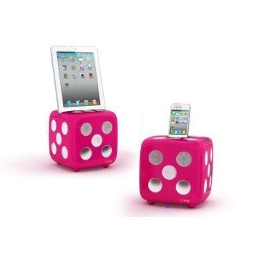 iDice Speaker 2.1 Pink